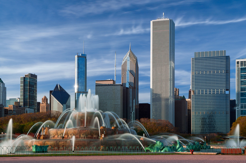 Chicago CD Rates Survey for the week March 19, 2012