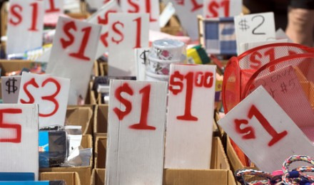 It's Now Fashionable to Make Extra Money by Having a Garage Sale