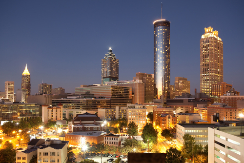 Atlanta CD Rates Survey for the week July 23, 2012