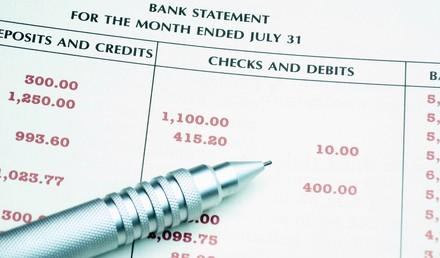 Summer Reading – Your Bank Account Statement