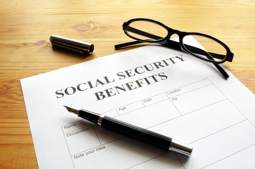Income in Retirement – Social Security