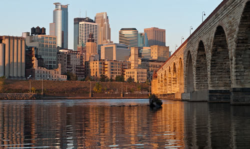 Minneapolis/St. Paul CD Rates Survey for the week July 30, 2012