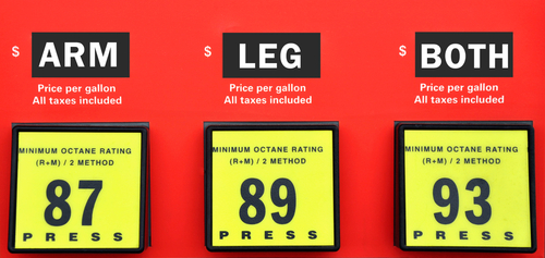 Gas Prices Push Up August Inflation Rate