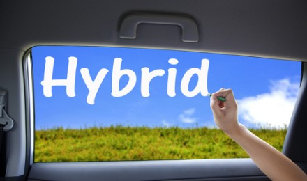 Five Top Hybrid Electric Cars