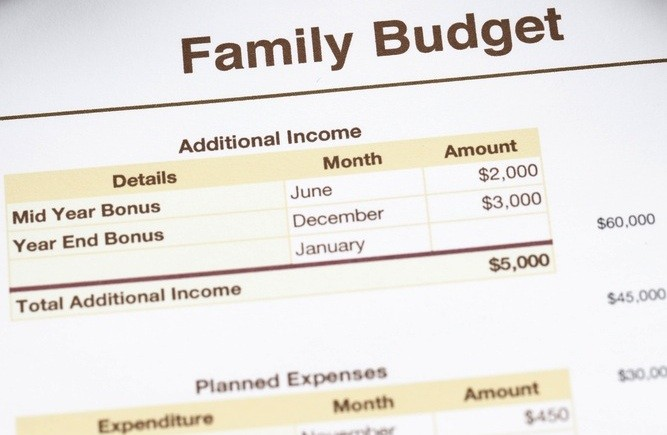 Setting Up a Monthly Budget and Implementing It
