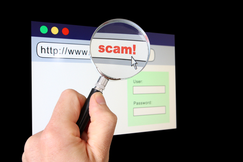 What to do if You Think You Are Being Scammed