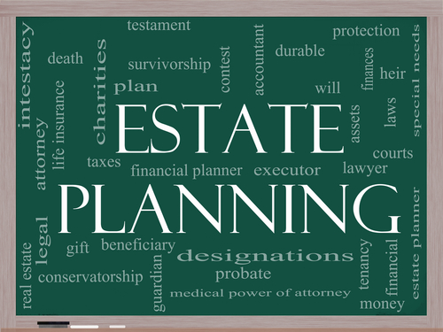 Emergency Planning – Setting Up a Financial Power of Attorney