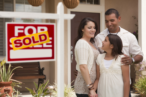 New Home Sales Gather Steam