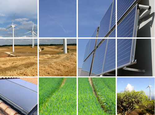 Government Promotes Tax Credits for Clean Energy