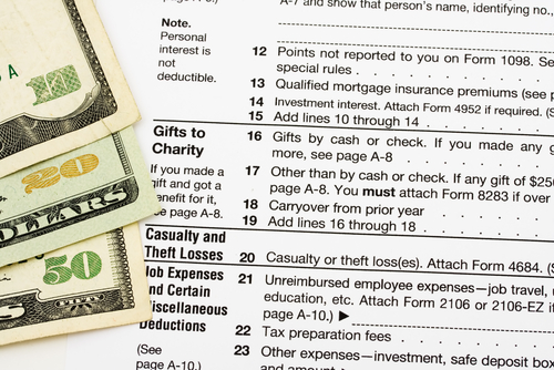 Reinstatement of Charitable Distributions from the IRS