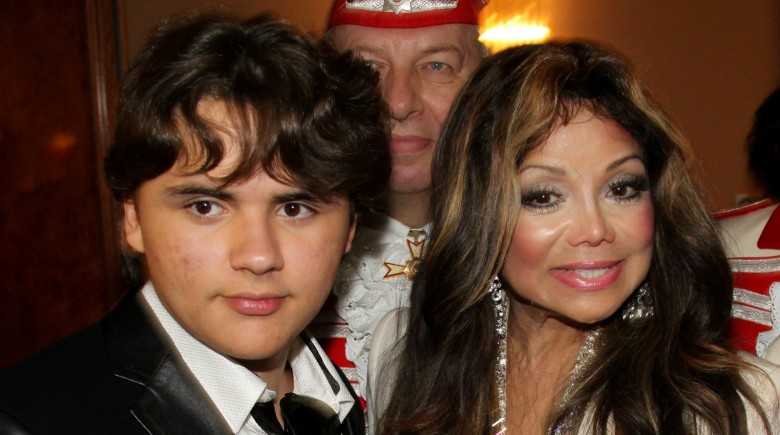 Prince Michael Jackson and the Celebrity Child Syndrome