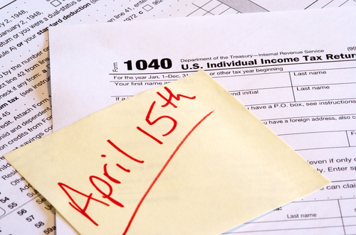 Get Your Tax Documents Organized to See If You'll Get a Tax Refund?