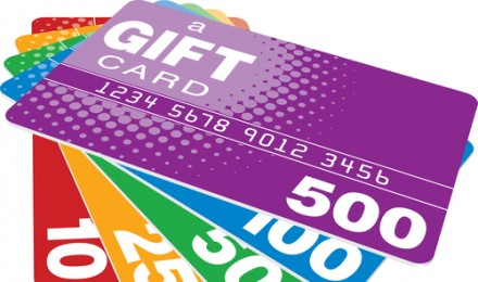 New Year's Resolution Check In- Spending Your Gift Cards