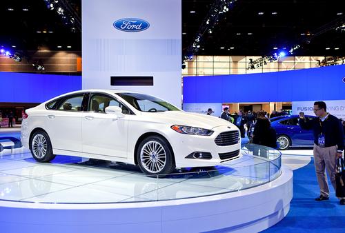5 Hybrid Cars for 2013