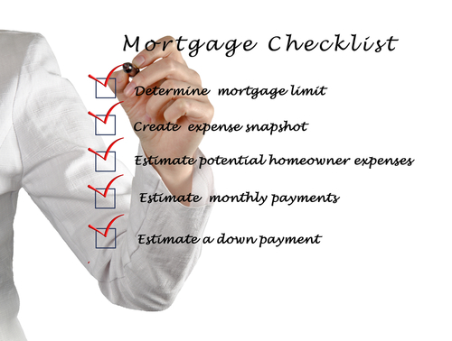 Financial Checklist Before You Buy a House