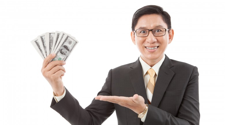 Ready To Be Shocked? Scientists Claim Money Makes You Happier!