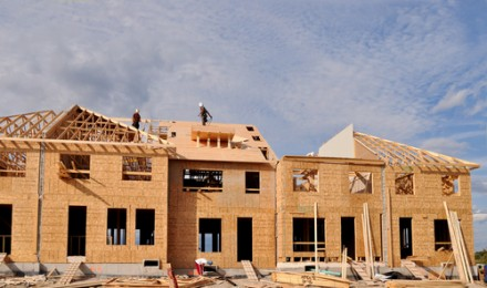 Housing Market Index Shows Upbeat In Builder's Confidence