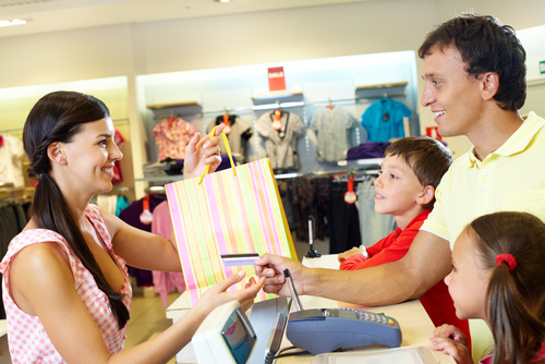 Retail Sales Show Surprising Gain in April