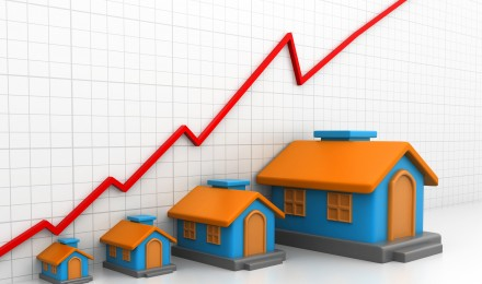 Case-Shiller Home Price Index at the Highest Level in Seven Years