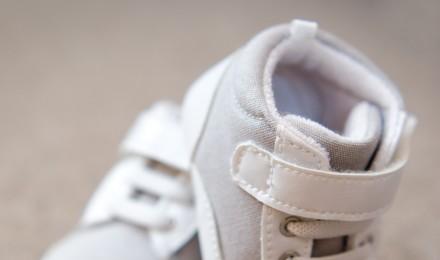 Newborns Don't Need Shoes