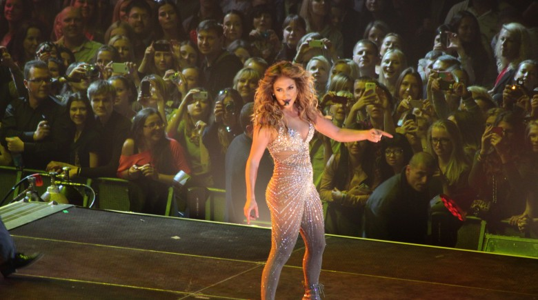 Jennifer Lopez Is the Latest Celebrity to Perform for a HR Violator