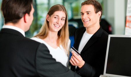 When Credit Cards Are Not Enough to Buy a Car
