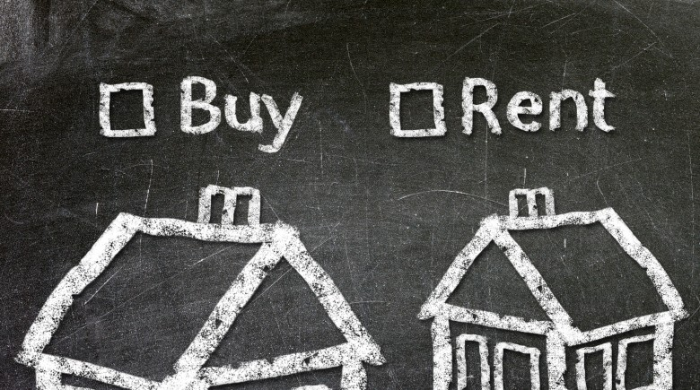 Are Rising Home Prices Making Renting a Better Option?
