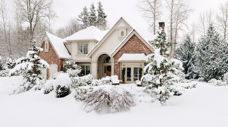 Winterizing Your Home – Spend Some Time and Save Some Money